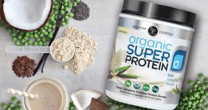 Top Superfood Proteins in 1 Delicious Shake